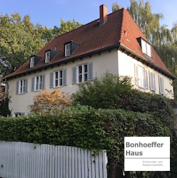 Bild / Logo Bonhoeffer-Haus