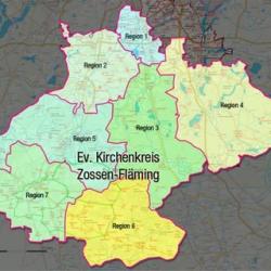 Bild / Logo Kreiskantorat, Ev. Kirchenkreis Zossen-Fläming